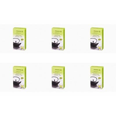 (6 PACK) - Clearspring Matcha Green Tea| 20 Bags |6 PACK - SUPER SAVER - SAVE MONEY