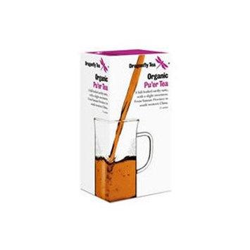 (12 PACK) - Dragonfly Tea - Organic Pu'er Tea   20 sachet   12 PACK BUNDLE