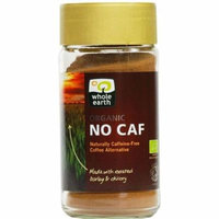 (4 PACK) - Whole Earth - Organic Nocaf | 100g | 4 PACK BUNDLE