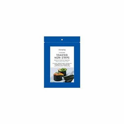 (10 PACK) - Clearspring Nori Strips - Toasted| 13.5 .g |10 PACK - SUPER SAVER - SAVE MONEY