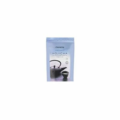 (12 PACK) - Clearspring Hojicha - Roasted Green Tea| 125 g |12 PACK - SUPER SAVER - SAVE MONEY