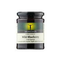 (6 PACK) - Meridian - Org Blueberry Fruit Spread | 284g | 6 PACK BUNDLE