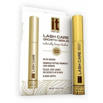 Eyelash Growth Products-IT Lash Care Growth Serum, Multi Patented Advanced Peptide Promotes Lash Growth for Fuller, Sexier Lashes in 30 days by It by It
