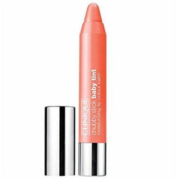 Clinique Chubby Stick Baby Tint Moisturizing Lip Colour Balm, No. 01 Poppin' Poppy, 0.08 Ounce …