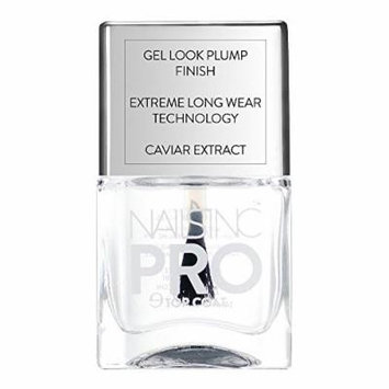 Nails Inc Top Coat with Caviar 14ml 14ml by Unknown
