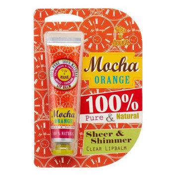 Figs & Rouge Mocha Orange Lip Balm 12.5ml