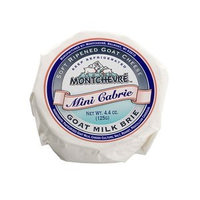 Montchevre Mini Goat Milk Brie, 4.4 Oz