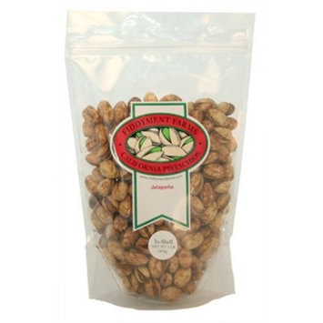 Fiddyment Farms 1 Lb Jalapeno In-shell Pistachios