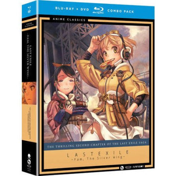 Alliance Entertainment Llc Last Exile - Fam The Silver Wing: Season Two (blu-ray Disc)