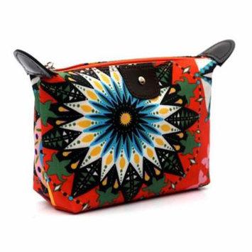 DZT1968Fashion Women Travel Make Up Cosmetic Bag Clutch Handbag Casual Purse