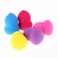 DZT19685pcs Pro Beauty Makeup Blender Foundation Puff Multi Shape Sponges