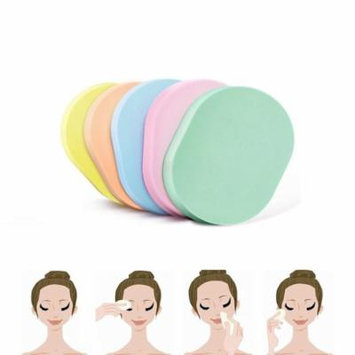 DZT19682017 NEW 5PCS Pro Beauty Makeup Foundation Puff Bottle Sponge