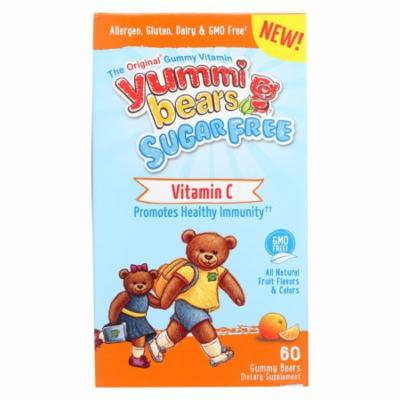 Hero Nutritional Products Yummi Bear - Vitamin C - Sugar Fr - 60 count