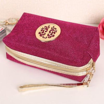 Women Makeup Bag Large Capacity Storage Organization Bag Protable Bathroom Home Travel Cosmetic Bag RYSTE