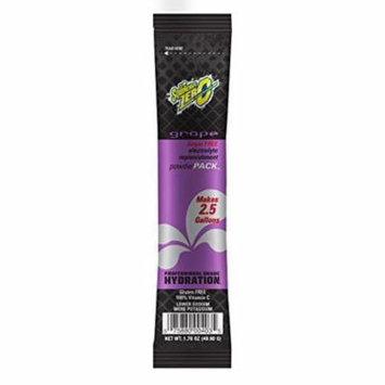 2.5gal Yield Zero Powder Concentrate -Sugar Free, Grape