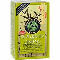 Green Tea-No Caffeine With Ginseng & Chinese Herbs Triple Leaf Tea 20 Bag by Triple Leaf Tea