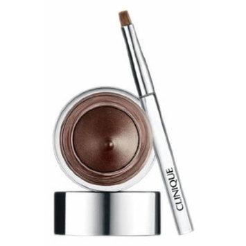 Clinique Brush-On Cream Eye Liner .17 oz Boxed, True Black 02
