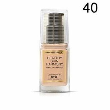 Max Factor Healthy Skin Harmony Miracle Foundation - 40 Light Ivory