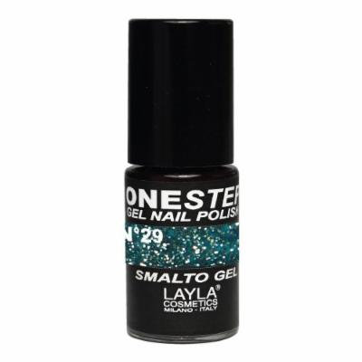 LAYLA COSMETICS One Step Gel Nail Polish, Twilighter Number 29