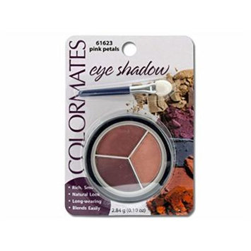 Colormates Pink Petals Eye Shadow Compact - Pack of 32