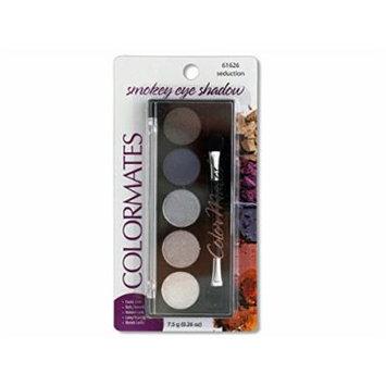 Colormates Seduction Smokey Eye Shadow Compact - Pack of 24