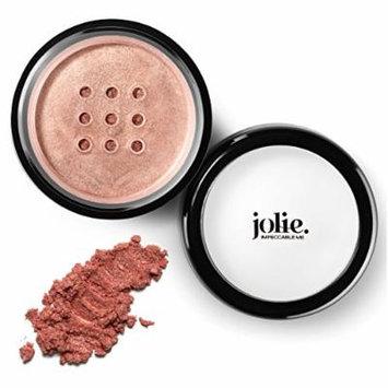 Jolie Eye Light Shimmery Eye Shadow Dust (Soft Rose)
