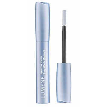 Lumene Sensitive Touch Easy Wash Mascara with Arctic Blueberry 1 Deep Black - 7 ml / 0.24 Fl. Oz.