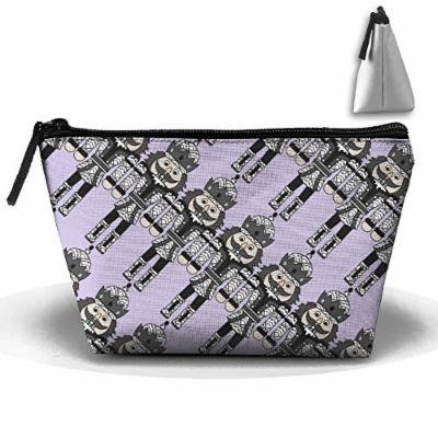 Toiletry Bag Ballet Nutcracker Trapezoid Cosmetic Bag Accessories Pouch Straps