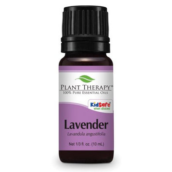 Plant Therapy Essential Oils Lavender Essential Oil. 10 ml. 100% Pure, Undiluted, Therapeutic Grade.