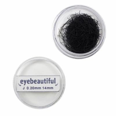 Eyebeautiful Individual Loose Silk Lashes .20mm C Curl Eyelash Extension