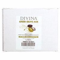 Divina Greek Olive Mix - Case of 10 - 1 lb.