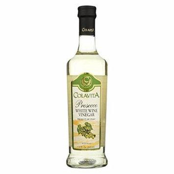 Colavita Prosecco White Wine Vinegar - Case of 12 - 0.5 Liter