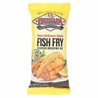 La Fish Fry New Orleans Style - Lemon - Case of 12 - 10 oz.