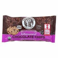 Equal Exchange Organic Bittersweet Chocolate Chips - Bittersweet Chocolate Chips - Case of 12 - 10 oz.