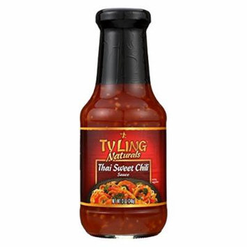 Ty Ling Thai Sauce - Sweet Chili - Case of 6 - 12 oz.