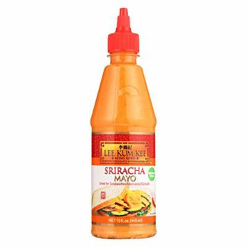 Lee Kum Kee Mayonnaise - Sriracha - Case of 12 - 15 Fl oz.