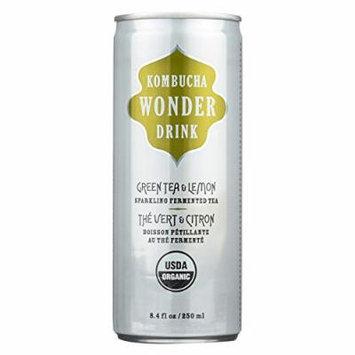 Kombucha Wonder Drink Wonder Drink - Case of 24 - 8.4 Fl oz.