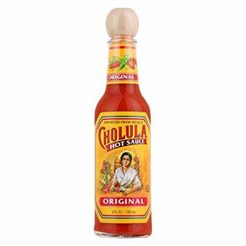 Cholula Hot Sauce - Original - Case of 12 - 5 Fl oz.