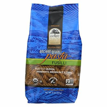Truroots Organic Pasta - Fusilli, Ancient Grain - Case of 6 - 8 oz.