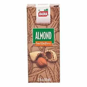Badia Spices Almond Extract - Case of 12 - 2 Fl oz.