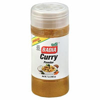 Badia Spices Curry Powder - Case of 12 - 7 oz.
