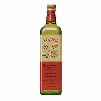 Lucini Italia Select Extra Virgin Olive Oil - Case of 6 - 1 Liter