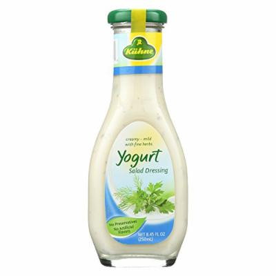 Kuhne Yogurt Dressing - Case of 8 - 8.45 Fl oz.
