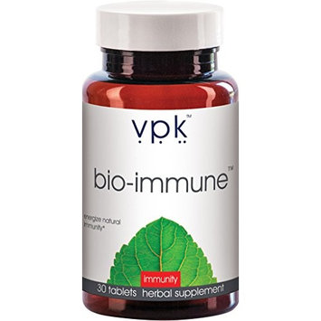 Bio-Immune | 30 Herbal Tablets - 500 mg ea. | Daily Support for Natural Immunity