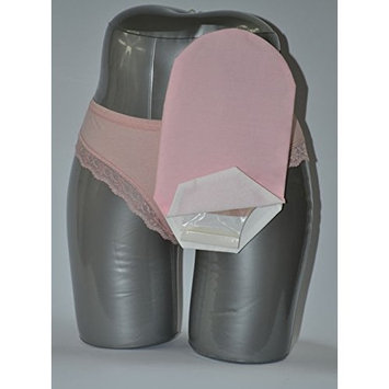 C & S Ostomy Pouch Covers Cx582771 Daily Wear Pouch Cover, Open End, Fits Flange Opening Of 3/4