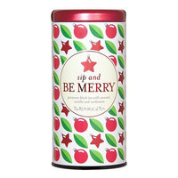 The Republic Of Tea Sip And Be Merry Holiday Gift Tea Bags, 50 Tea Bag Tin [Sip and Be Merry Gift Set]