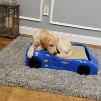 Rugnur Dog Car Bed