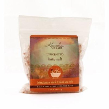 Kuumba Made Unscented Bath Salt - 5 Oz