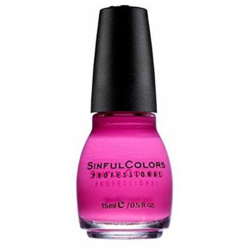 Sinful Colors Professional Nail Polish Enamel 851 Boom Boom by Mirage Cosmetics