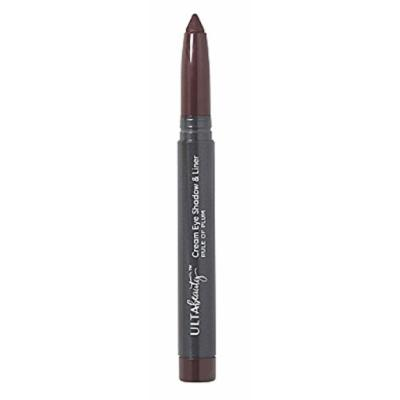 Ulta Beauty Cream Eyeshadow & Liner, Rule of Plum